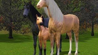 Sims 3: История Страйдера и Эсперанзы