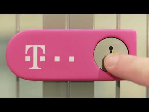 Social Media Post: IoT Service Button. Ein Knopf für Tausend Möglichkeiten. Internet...