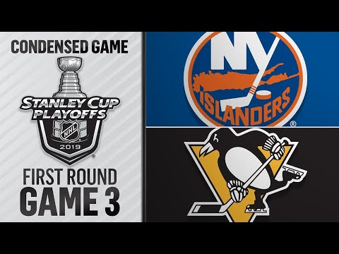 04/14/19 First Round, Gm3: Islanders @ Penguins