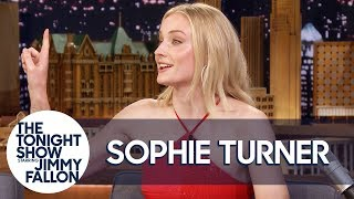 Sansa vs. Daenerys Sophie Turner Blames Emilia Clarke for Game of Thrones Coffee Cup-gate
