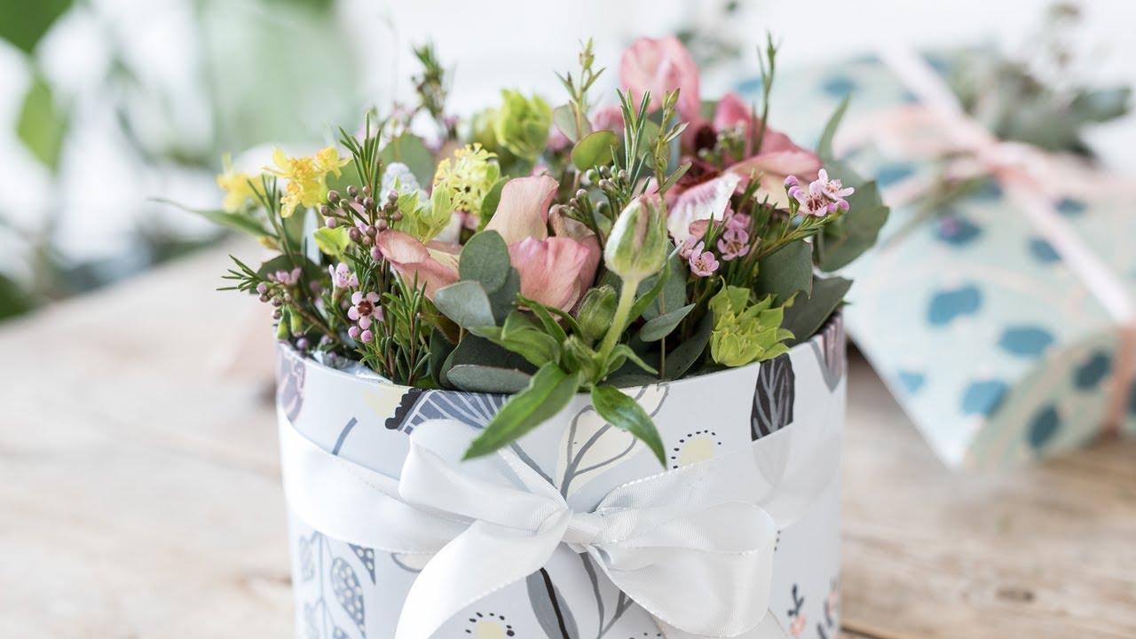 Diy Homemade Flower Box By Sostrene Grene Youtube