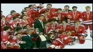 видео Умер великий хоккейный тренер Виктор Васильевич Тихонов