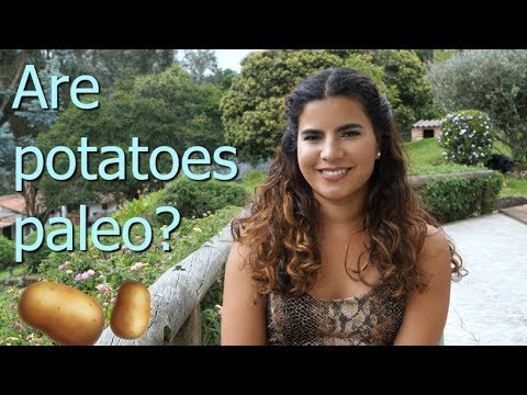 Potatoes on the paleo diet