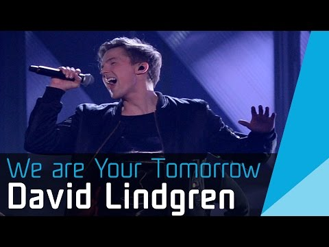 David Lindgren – We are Your Tomorrow | Melodifestivalen 2016