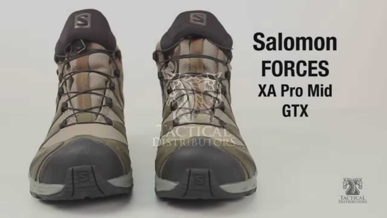 salomon hiking boots xa pro 3d