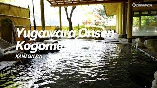 Yugawara Onsen Kogome no Yu, Kanagawa | Japan Travel Guide