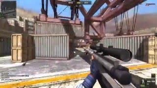 Point Blank Cheytac M200 Title + Gameplay