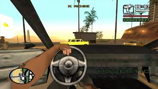 First-Person mod - GTA San Andreas - Trucking Mission 2