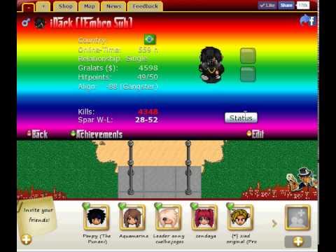 graal online era background