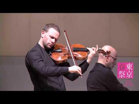 Amihai Grosz plays Brahms F minor Sonata