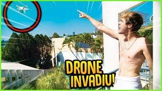 Baixar DRONE INVADIU MINHA CASA E ME FILMOU!! [ REZENDE EVIL ]