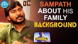 Sampath nandi about his family background || bengal tiger movie