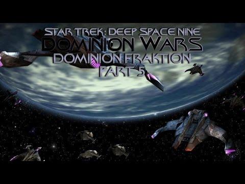 Let's Play Star Trek: Deep Space Nine: Dominion Wars (Dominion) Part 5: Das Empfangkomitee