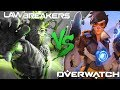LawBreakers vs. Overwatch