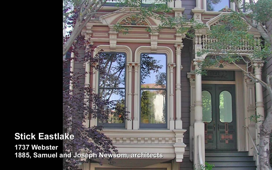 Overview victorian edwardian residential architectural for Residential architectural design styles