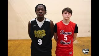 PENN PLAYMAKERS vs TEAM FINAL RED  8th GRADE  (4/7/18)