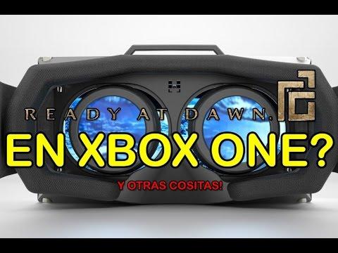 Ready at Dawn en Xbox One? Y par de cositas mas!