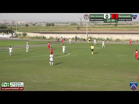 West Armenia (1-4) Noravank (21.08.20) 2020-21 AFL/ Tour 02/ Full Match
