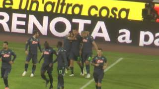 Video Gol Pertandingan Slovan Bratislava vs Napoli