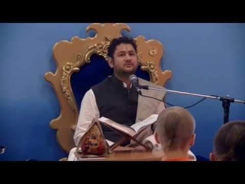 Шримад Бхагаватам 1.3.26 - Шри Пундарик Госвами