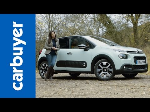 Citroen C3 review 2017 – Carbuyer
