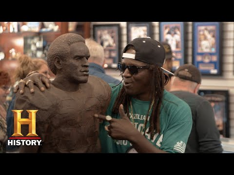 Pawn Stars: Flavor Flav's O.J. Simpson Statue (Season 14) | History