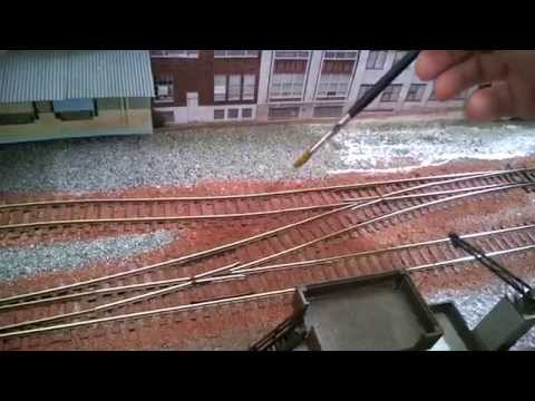 Building a model railway module – The construction of Millbog East, H0 Scale