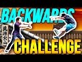 Men Try Backwards Actions Challenge!
