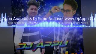 #HeroVsNaginMusic   2018 Ka Sabse Hatke Wala Mix | Hero vs Nagin Mix By | Dj Appu & Dj Simu