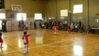 Club Atletico Palermo VS Agronomia Cat.95 - GOL