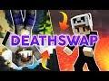 THEORIONSOUND TRIES TO KILL ME! - Minecraft Deathswap