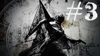Silent Hill 2 - PYRAMID HEAD FIRST ENCOUNTER! - Gameplay Walkthrough - Part 3 (Xbox 360/PS3/PC) [HD]