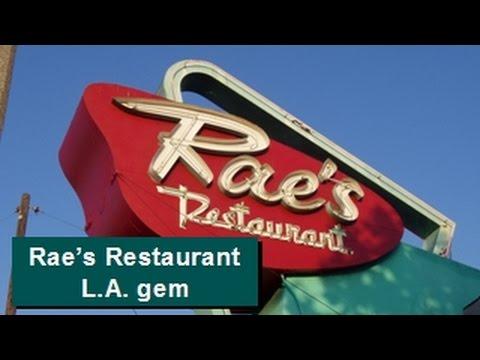 Rae's Restaurant - A Los Angeles Gem