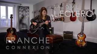 """Salomé Leclerc interprète """"Arlon"""" pour Franche connexion - TV5MONDE"""