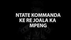 Ke tauwe fu Feat Stogie T (Lyrics' vid)