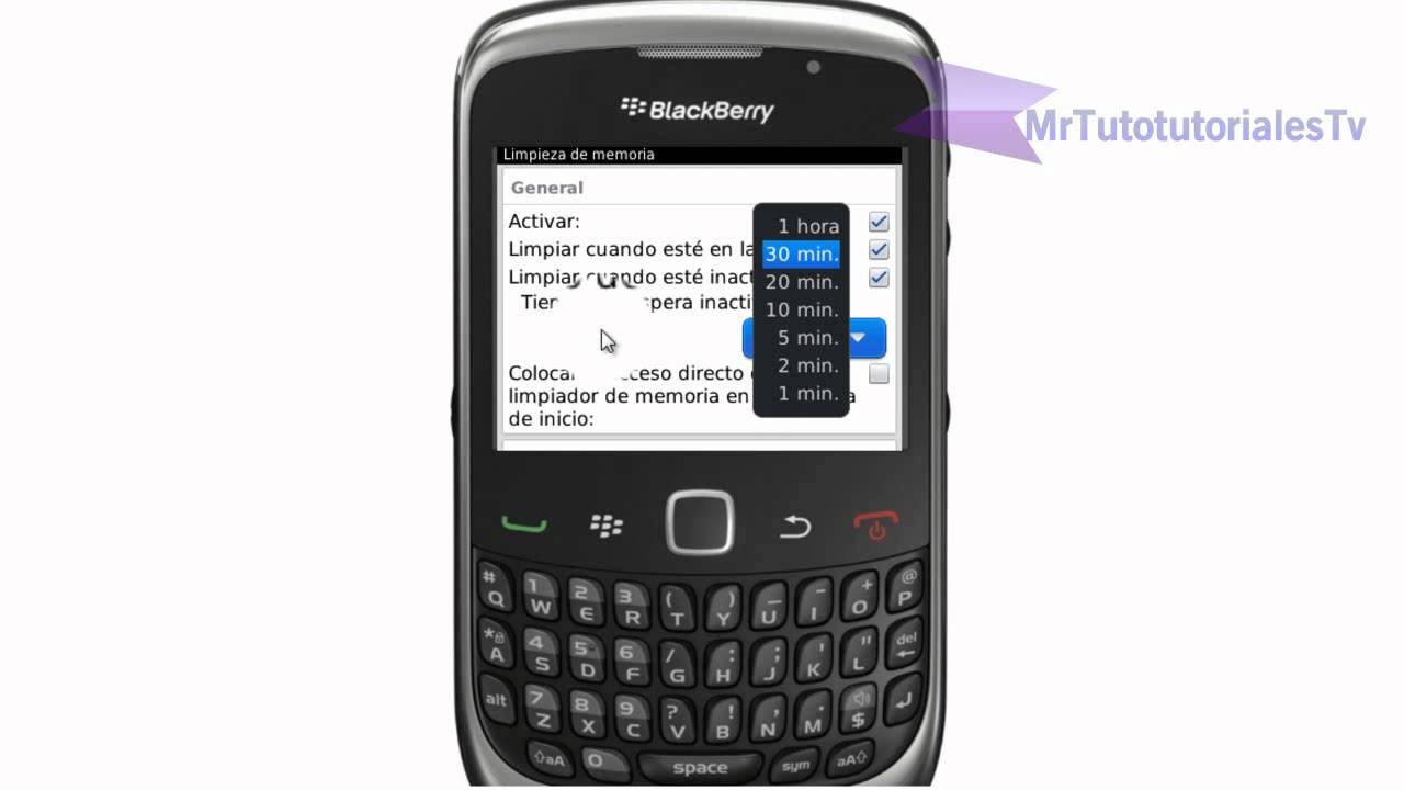 tarjeta de memoria blackberry curve 9300