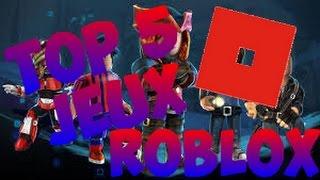 TOP 5 ROBLOX games