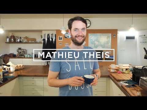 Interview with Mathieu Theis | 2016 Swiss Barista Champion