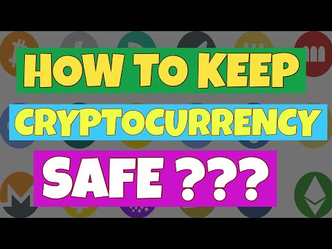 CRYPTOCURRENCY SECURITY TIPS | HOW TO KEEP YOUR CRYPTO SAFE { HINDI }