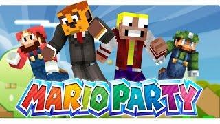 SOY EL REY DEL PODIUM! Con MagoAngel - Minecraft Mario Party