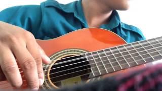 Cát bụi solo guitar