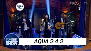 Video Isyana Sarasvati, Afgan & Rendy Pandugo - Aqua 242 download MP3, 3GP, MP4, WEBM, AVI, FLV Mei 2018