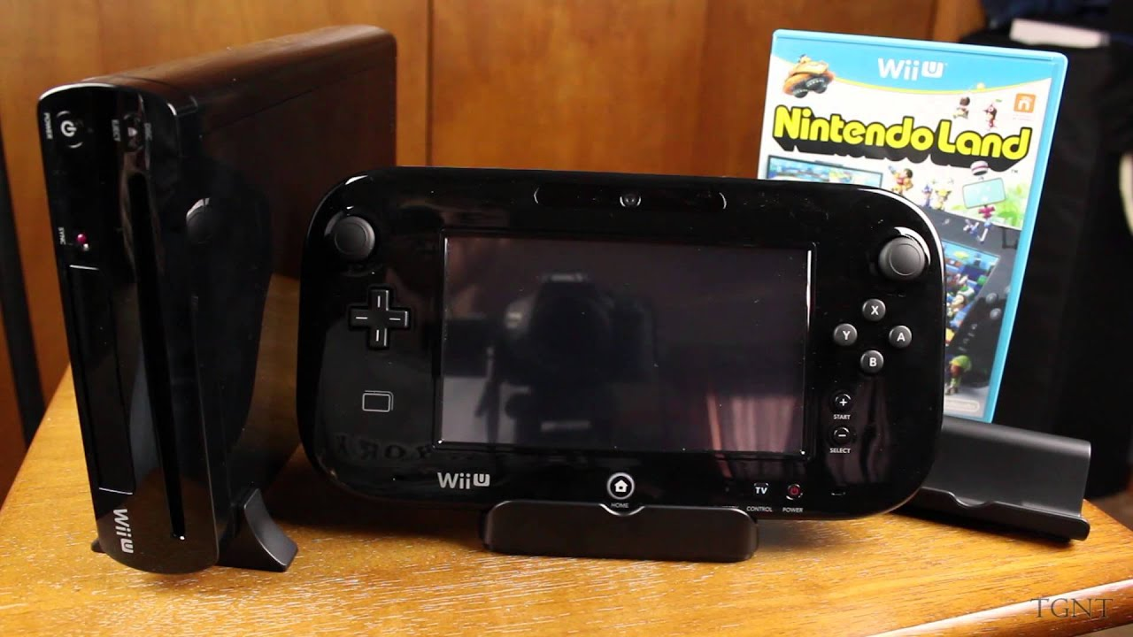 Wii U Basic Deluxe