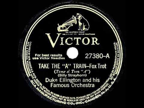 "Download 1941 HITS ARCHIVE: Take The ""A"" Train - Duke Ellington"
