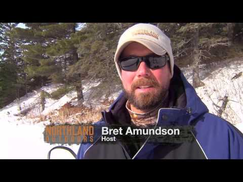 Northland Outdoors: Sled dog trout fishing