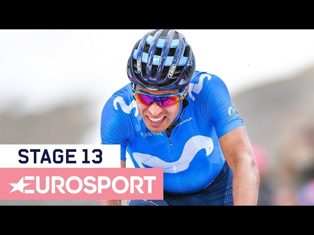 Giro d'Italia 2019 | Stage 13 Highlights | Cycling | Eurosport