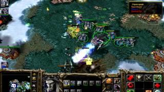 Прохождение Warcraft 3: Reign of Chaos - Заварушка у Черного камня II #17