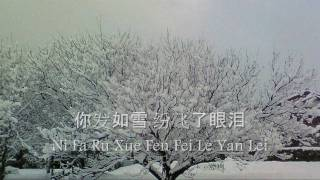 Download Hair Like Snow(发如雪) (Pinyin and Character Sub.) MP3 song and Music Video