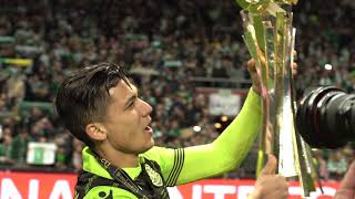 Sporting CP - Vencedores da Taça CTT 2017/2018
