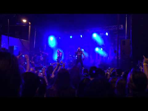 """AMORPHIS """"Thousand Lakes/Into Hiding""""  Maryland Death Fest 